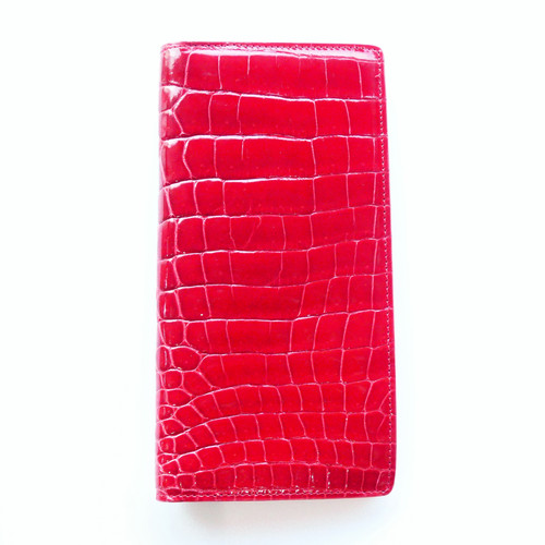 Porosus Jacket Wallet