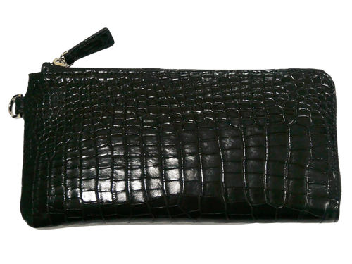 Side Zip Purse