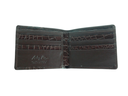 Feature Croc Standard Wallet