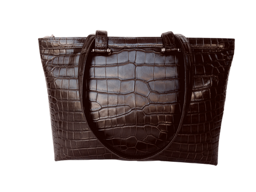 The Candice Tote | Brown