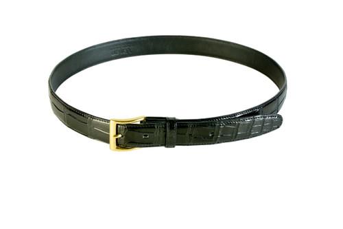 Belly Skin Belt - Black