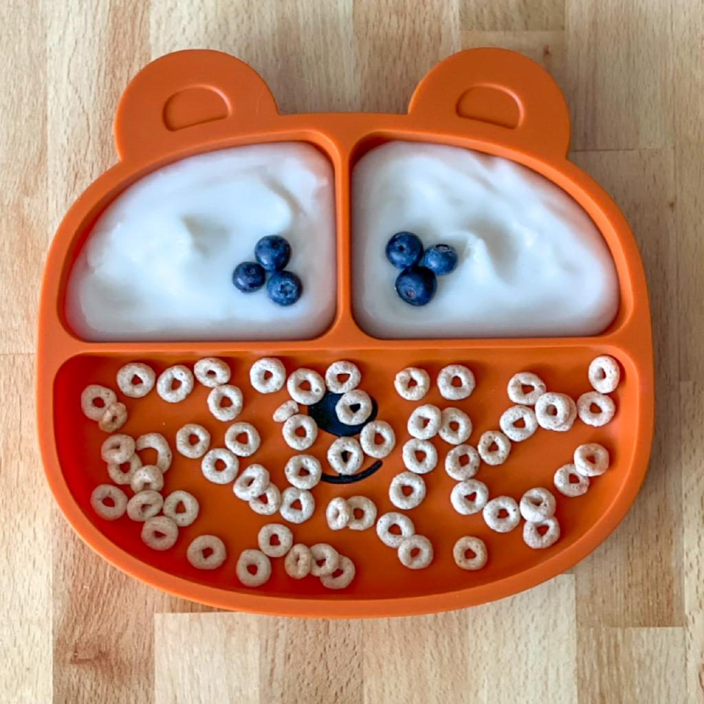 Sili Bear - Orange