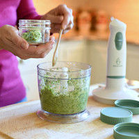 Sage Baby Puree and Blend