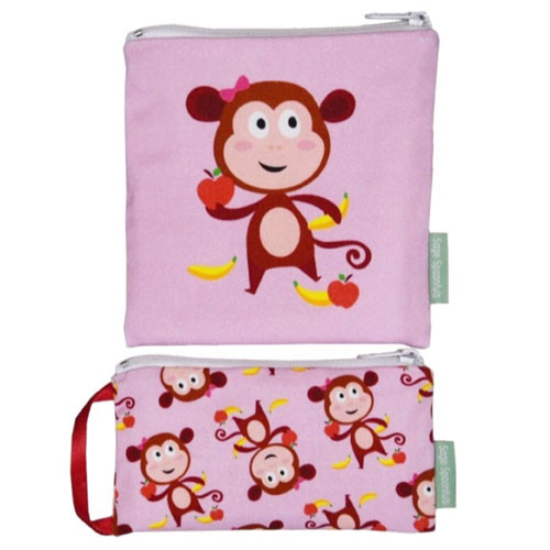 Monkey Snackie & Munchie Set