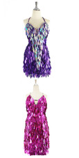 Duo Sequin Dress Set 2 (SD2019-002)