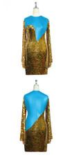 Trio Sequin Dress Set 1 (SD2019-004)