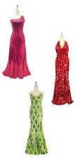 Trio Sequin Dress Set 3 (SD2019-006)