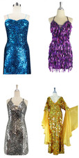 4 or More Sequin Dress Set 2 (SD2019-008)