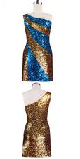 Trio Sequin Dress Set 4 (SD2019-011)