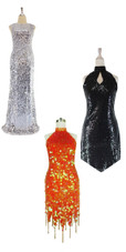 Trio Sequin Dress Set 4 (SD2019-012)