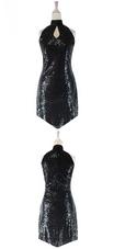 Trio Sequin Dress Set 5 (SD2019-012)