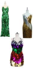 Trio Sequin Dress Set 4 (SD2019-013)