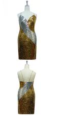 Trio Sequin Dress Set 6 (SD2019-013)