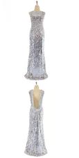 Duo Sequin Dress Set 6 (SD2019-015)