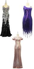 Trio Sequin Dress Set 9 (SD2019-022)