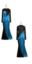 Duo Sequin Dress Set 11(SD2019-031)