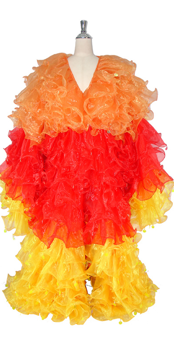 sequinqueen-3-colour-ruffle-coat-front-or3-1601-011.jpg