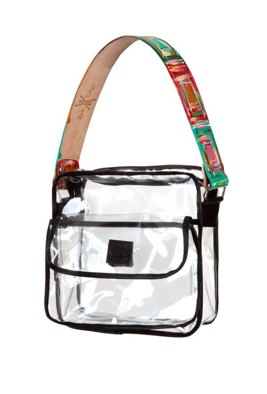 Cile Small Clear Bag