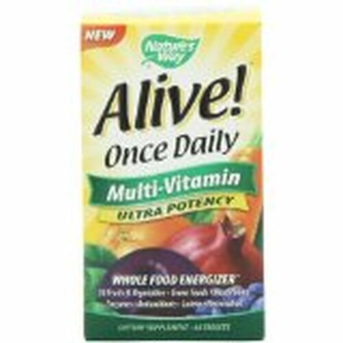 ALIVE ONCE DAILY 60 TABS