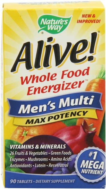 ALIVE MEN'S MULTI