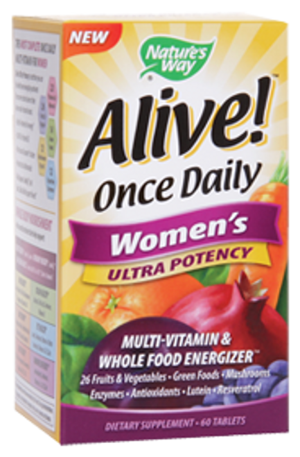 Alive Once Daily Women's