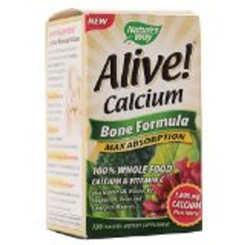 ALIVE CALCIUM BONE 120