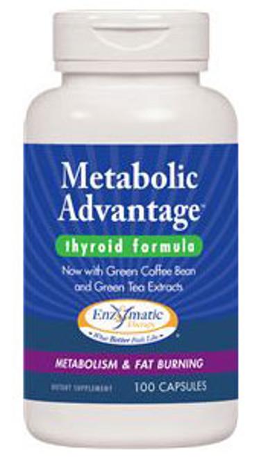 Metabolic Advantage Thyroid Formula 100