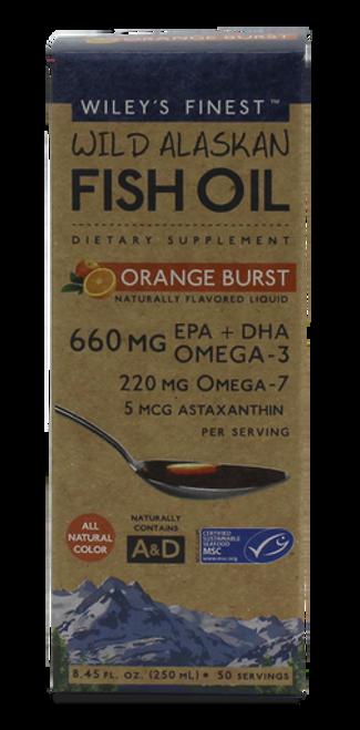 Orange Burst Fish Oil 8.5