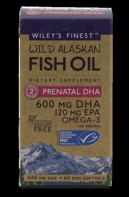 Prenatal DHA 600 MG 60 SG