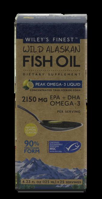 Peak Omega-3 Liquid 4.23 oz
