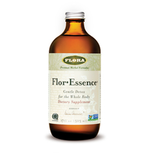 Flor·Essence Gentle Detox for the Whole Body 17 oz