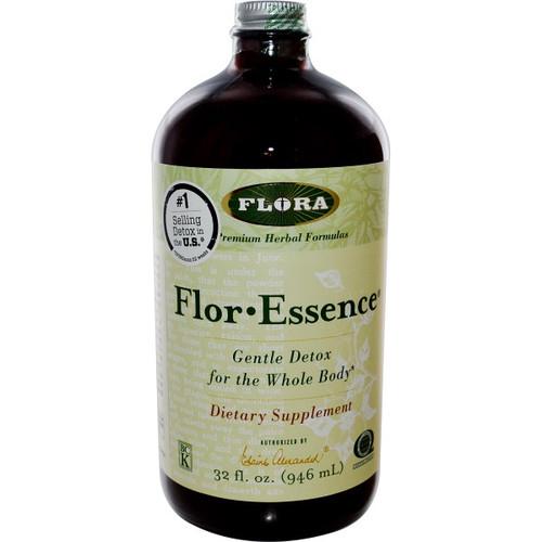 Flor·Essence Gentle Detox for the Whole Body 32 oz