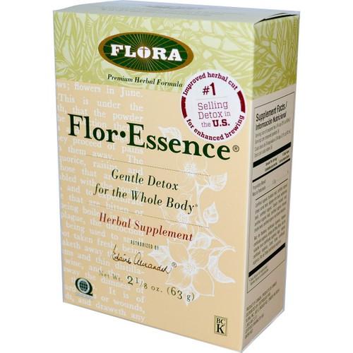 Flor·Essence Gentle Detox for the Whole Body - 2 1/8 oz