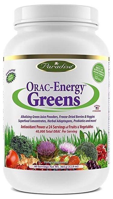 Paradise Orac-Energy Greens 364 Gm