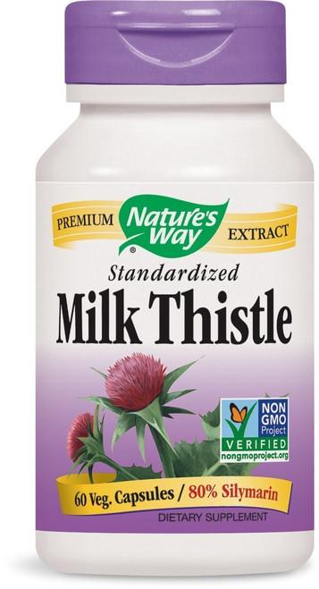 Nature's Way Milk Thistle 60 Caps