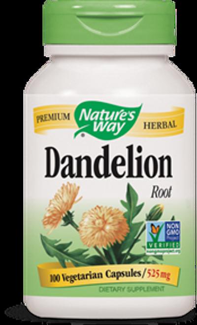 Nature's Way Dandelion Root 100 caps