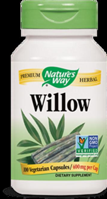 Nature's Way White Willow 100 caps