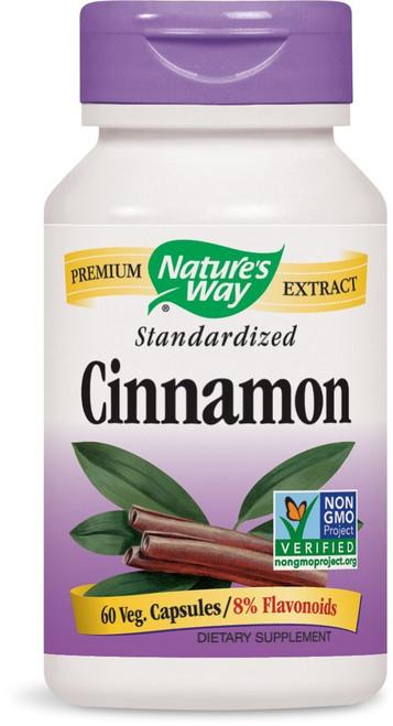 Nature's Way Cinnamon 60 caps