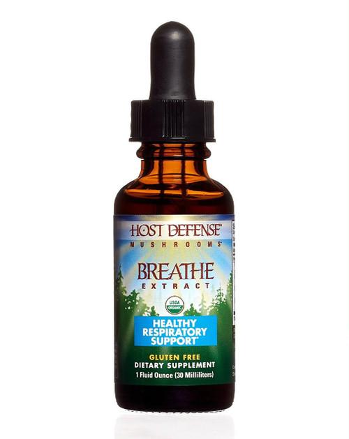 HOST DEFENSE Breathe Extract - 1 oz