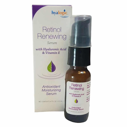Hyalogic Retinol Renewing Serum 0.47 oz