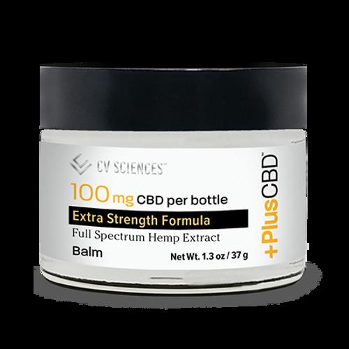 PLUS CBD Oil - Extra Strength Balm 1.3 oz