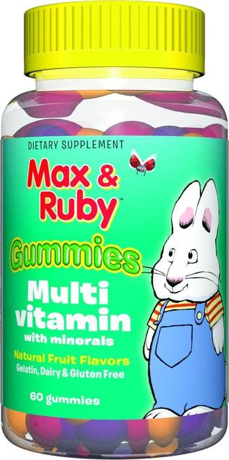 Natural Factors Treehouse Kids Multivitamin Gummies - 60 Gummies