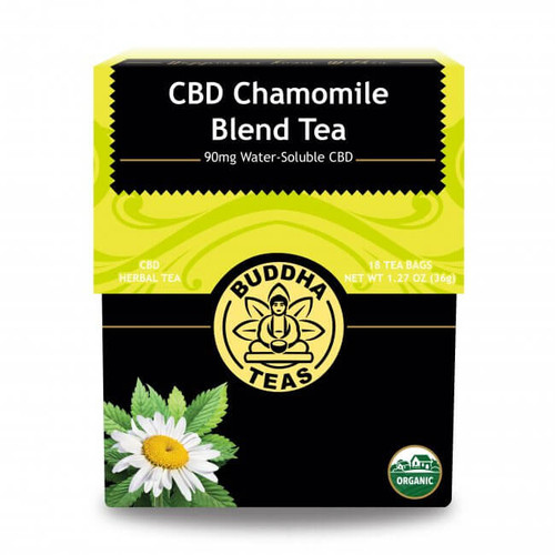 Buddha Teas CBD Chamomile Tea