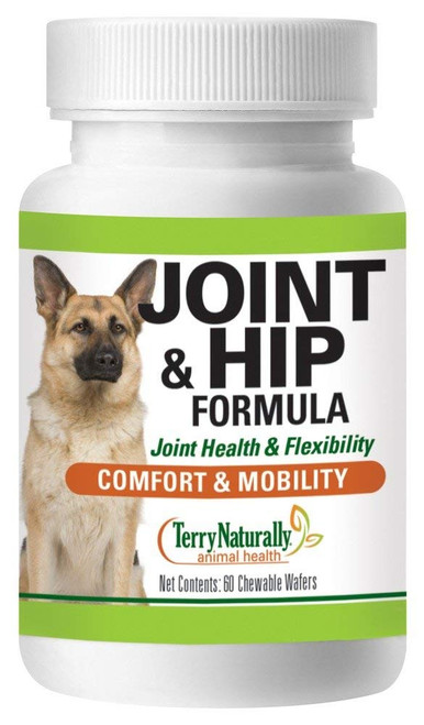 Terry Naturally Joint & Hip Canine 60 Wafers 1 oz