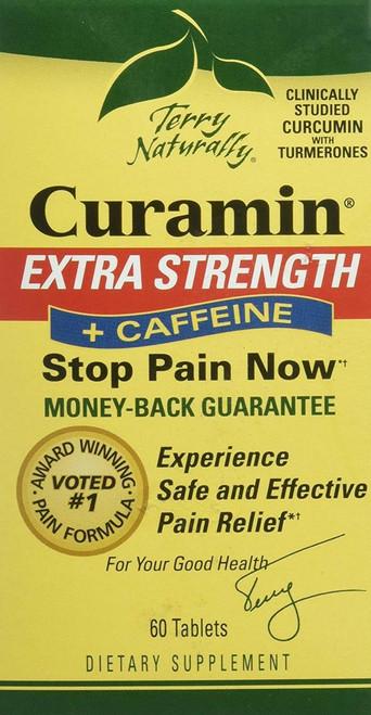 Curamin Extra Strength + Caffeine 60