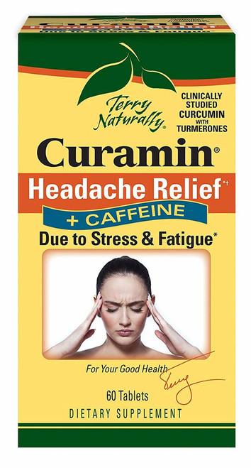 Curamin Extra Headache + Caffeine Formula