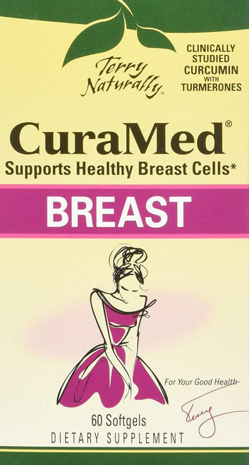 CuraMed Breast 60 SG