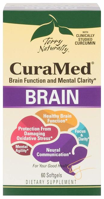 CuraMed Brain 60 SG