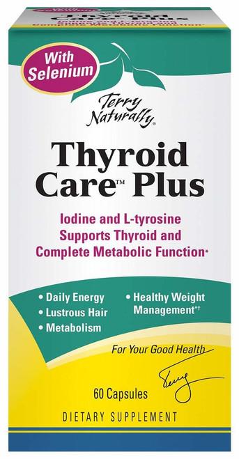Thyroid Care Plus 60 Caps