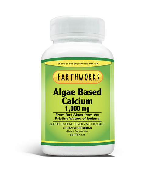 Algae Based Calcium 1,000 mg 180 Tabs